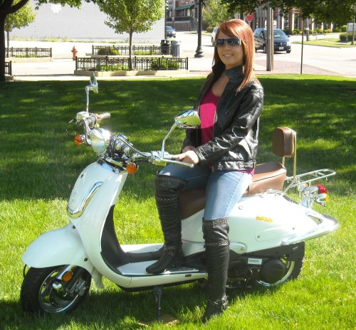 Classic 150 Scooter