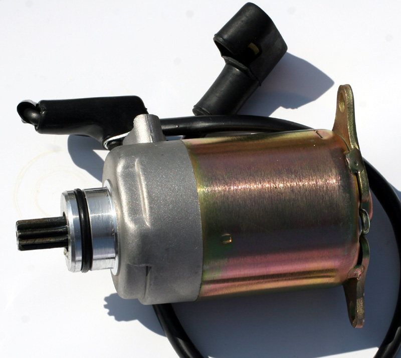Starter Motor (All 150cc GY6 motors)
