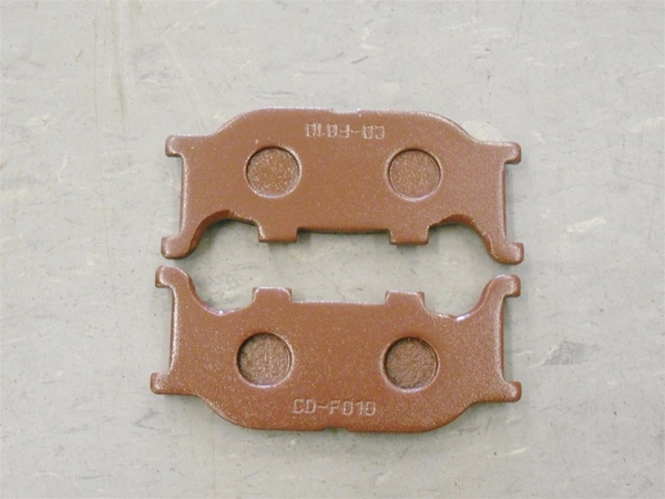CF-Moto Scooter - Motorcycle Front Brake Pads