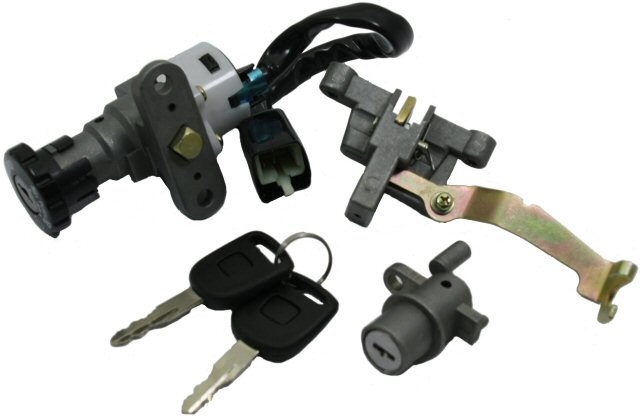Classic 50 Ignition Lock Set
