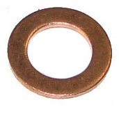GY6 Final Transmission Drain Fill bolt Washer Gasket