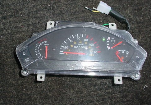 Touring Exe Speedometer Assembly