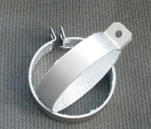 117mm Barrel Muffler Clamp
