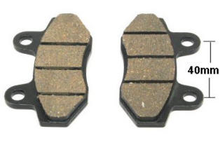 Brake Pads common