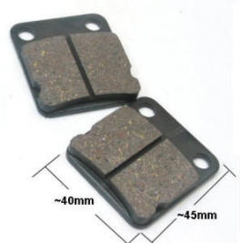 Square Style Brake pads