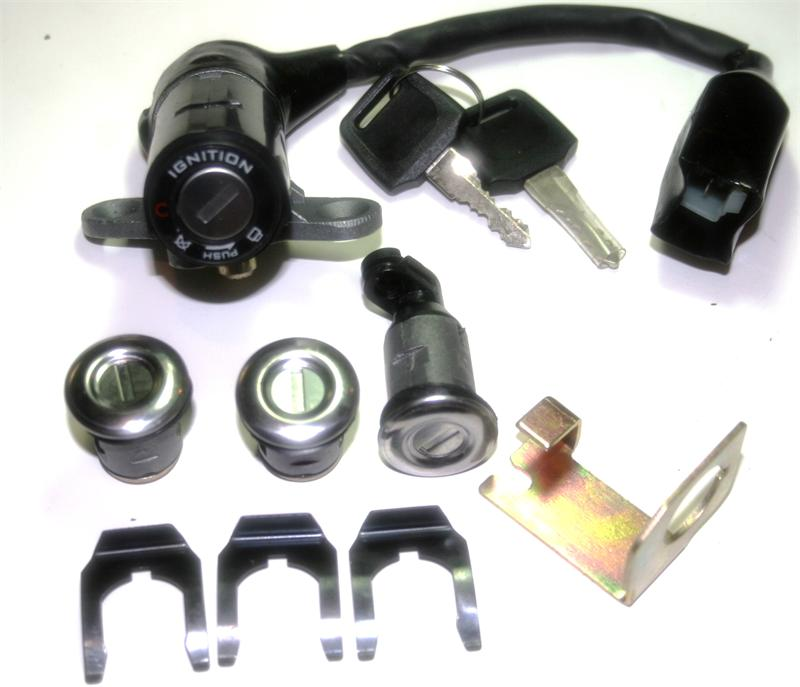Ignition Lockset Touring